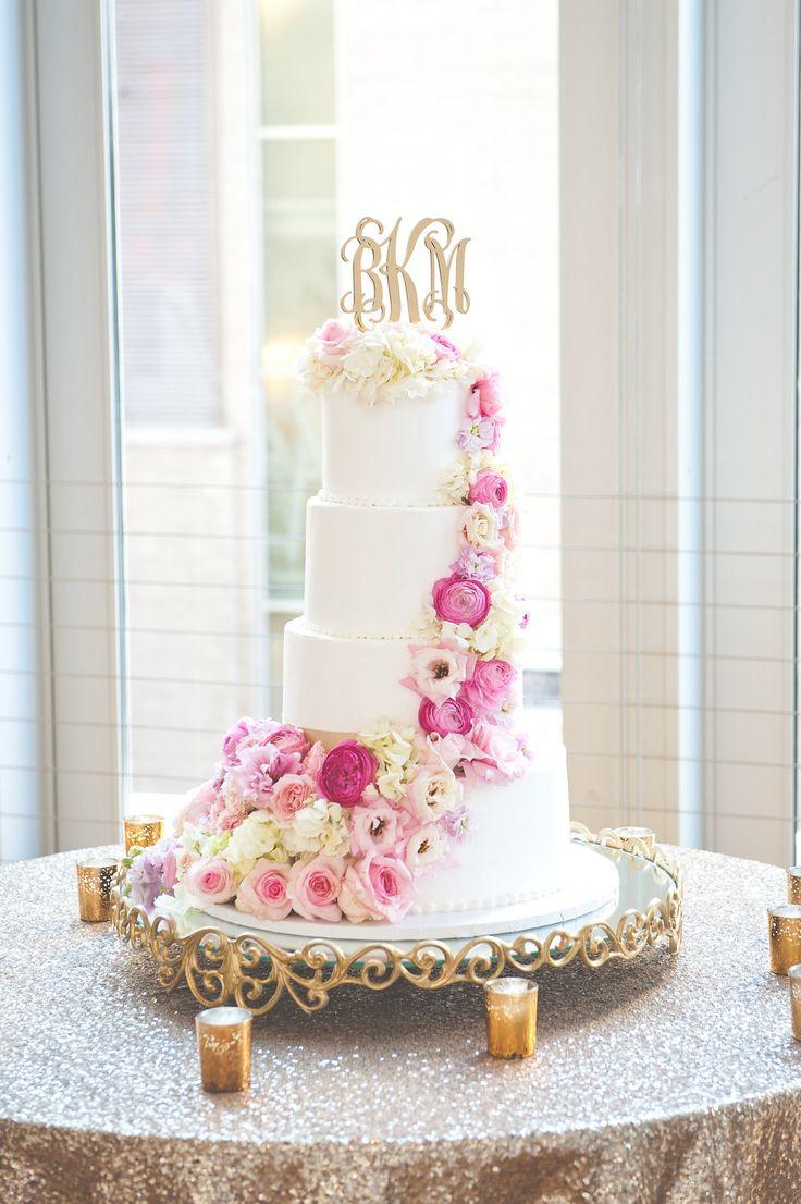 280 best Wedding Cakes images on Pinterest