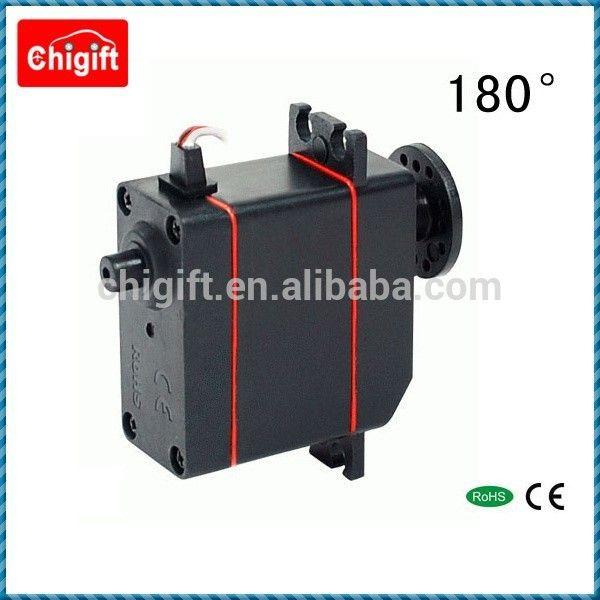 14.5kg rc servo motor SR431 dual shaft Robot Servo with metal gear