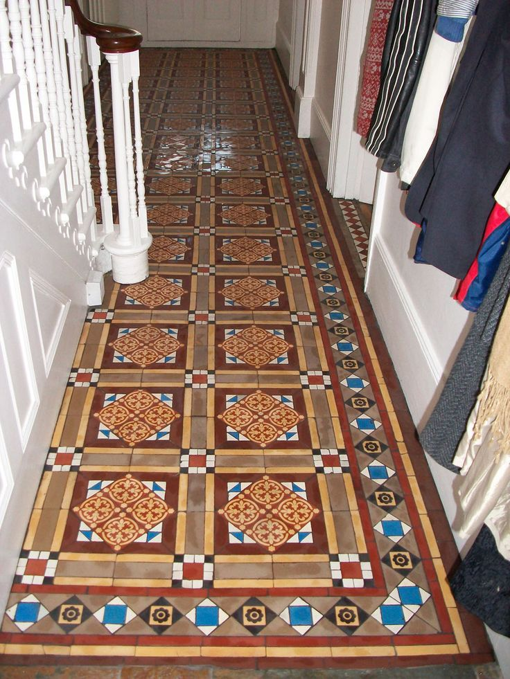 The 45 best Victorian Mosaic Floor Tiling images on Pinterest ...