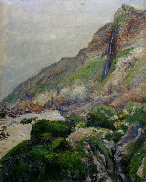 Gustave Caillebotte-Falaise in der Normandie