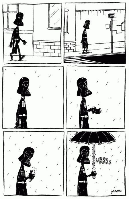 Jason - Fantagraphics (2006)