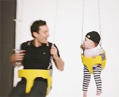 Jimmy and Winnie Fallon for People Magazine