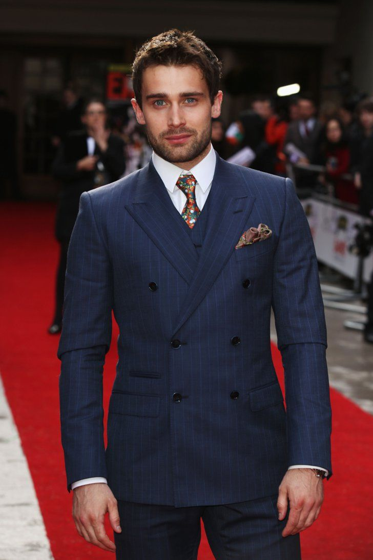 Pin for Later: See All the Red Carpet Action at the Jameson Empire Film Awards Christian Cooke