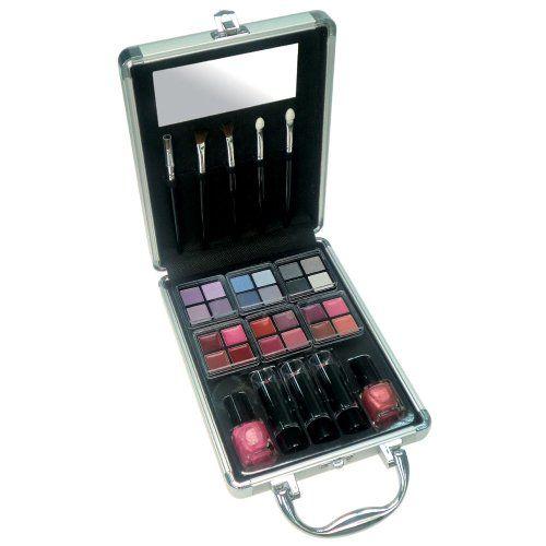 Gloss! - Mallette de Maquillage - Travel - 34 Pcs