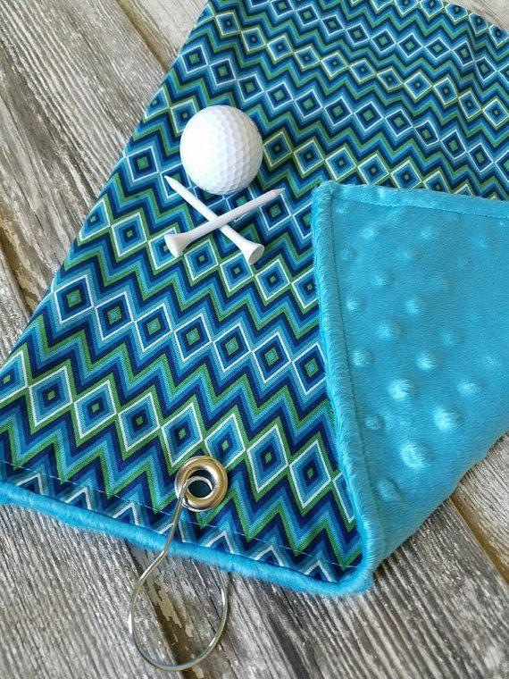 Hey, I found this really awesome Etsy listing at https://www.etsy.com/listing/280432474/golf-towel-ladies-golf-towel-chevron