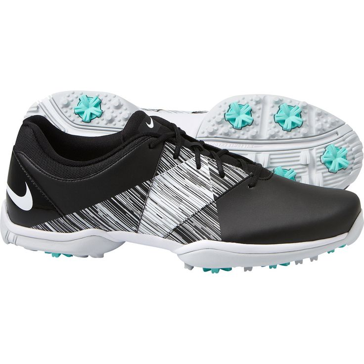 Buy the Nike Women's Delight V Golf Shoes - Black/White for less at Golfsmith.com. Shop Golfsmith for the best selection of Women's Shoes.