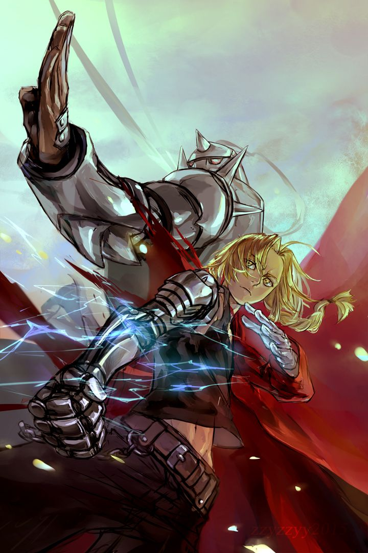 dcjosh:  oblivionsedge:  FMA  by zzyzzyy  yes  lord-of-the-elbows