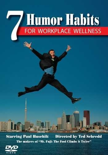 7 Humor Habits for Workplace Wellness [HF5549.5.H85 S48 2006] Give your sense of humor a boost with Seven Humor Habits for Workplace Wellness.