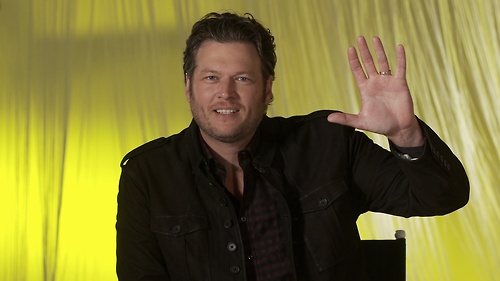 Our first Season 4 video shout out is live on Facebook with Mr. Blake Shelton. #TeamBlake