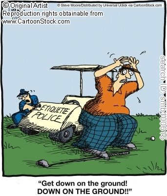 Get Down On The Ground Down On The Ground Golf