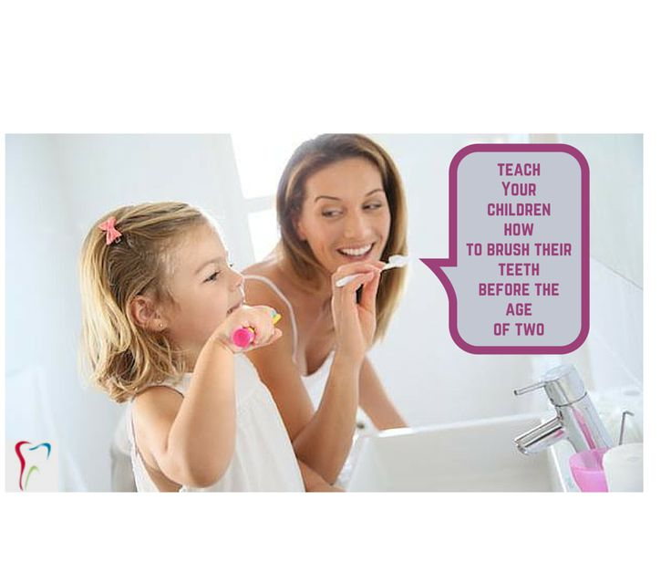 Parents,who seem to take the lead on how we care for our teeth and teach your children how to brush their #teeth & make it as an habit