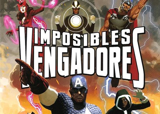 """""""Marvel Now!"""". Crítica, portadas y las mejores imágenes de los primeros números de """"Iron Man"""", """"Imposibles Vengadores"""", """"Capitán América"""" e """"Indestructible Hulk"""""""