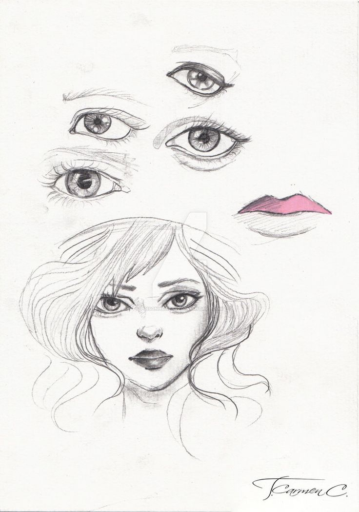 sketch by PoisonHoney92 on DeviantArt