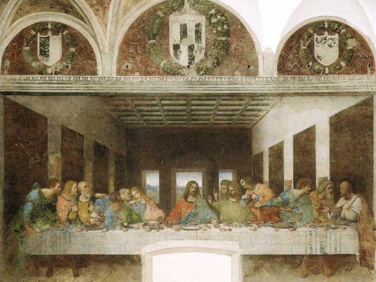 Santa Maria delle Grazie - Da Vinci's The Last Supper (Refectory)