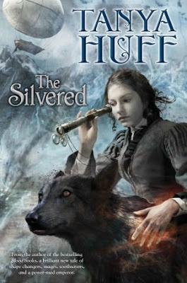 4 1/2 Star Review: The Silvered by Tanya Huff #werewolves #mages #magic