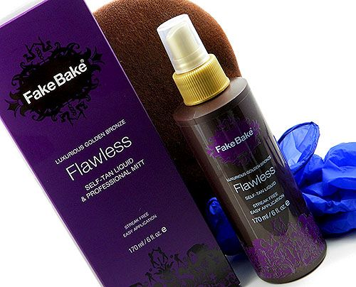 Makeup Tips, Beauty Reviews, Tutorials | Miss Natty's Beauty Diary Blog: Fake Bake Flawless Self-Tanning Liquid Review!