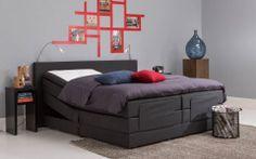 ideeën over Antraciet Slaapkamers op Pinterest - Glamour slaapkamer ...