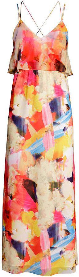 H&M Patterned Dress  ($50)