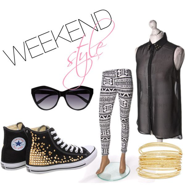 #Weekend style. Ubrania na wzorcownia-online.pl
