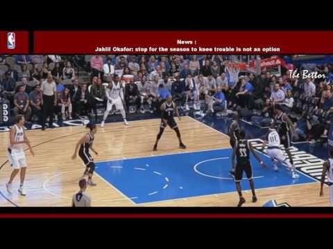 Brooklyn Nets vs Dallas Mavericks 96-105 | Recap | March 10, 2017 NBA