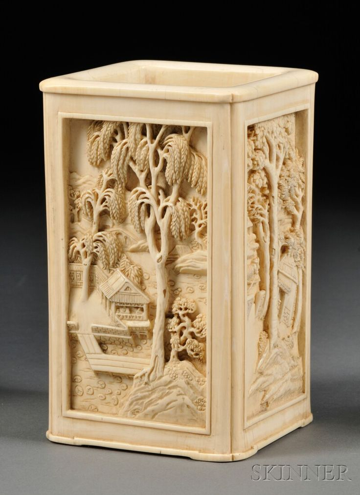 Best carved ivory bone images on pinterest
