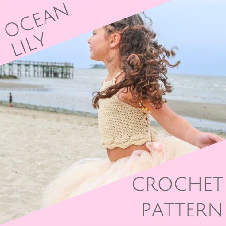 Ocean Lily PATTERN