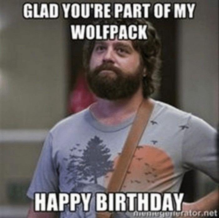 20 Funny Happy Birthday Memes For Her Funny Happy Birthday Meme Funny Happy Birthday Pictures Happy Birthday Funny