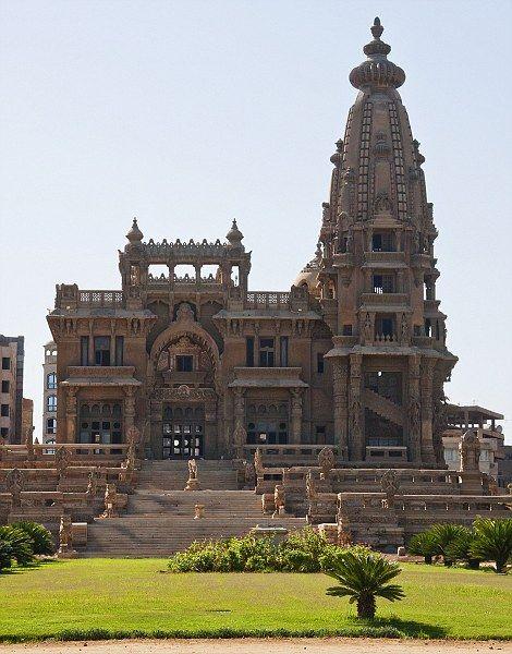 Baron Empain Palace - Oriental-style in Egypt