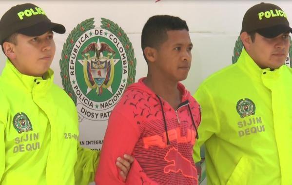 La Policía Nacional captura a dos sujetos involucrados en el triple homicidio en la Villa Caciqueña