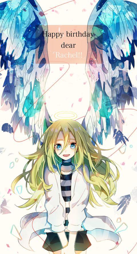 世界一大好きです。殺戮の天使大好きです。 こんな素敵なゲームとキャラクターを生み出してくれた真田まこと様に心から感謝しています!! 私の絵を見てくださってる方にも感謝しています、ありがとう!!