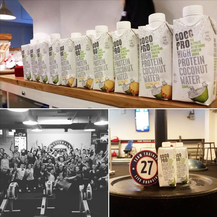 It was an EPIC Valentines Day for CocoPro down at F45 Training London Bridge yesterday! grin emoticon Read more about the F45 Fitness Valentines event here: http://drinkcocopro.com/f45-training-more-than-a-workout/