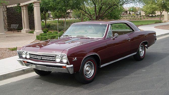 1967 Chevrolet Chevelle SS | Mecum Auctions
