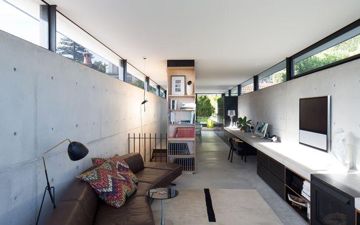 MCK - Sydney Architects / Projects / Upsilon House