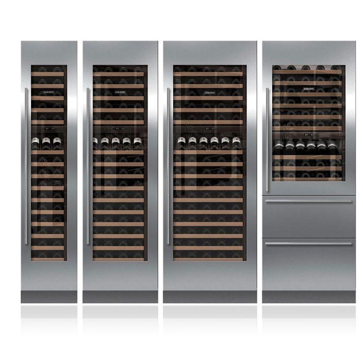 13 best sub zero wine storage images on pinterest wine. Black Bedroom Furniture Sets. Home Design Ideas