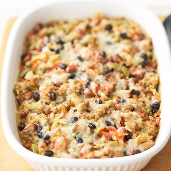 Pork and Green Chiles Casserole: Casseroles Dishes, Make Ahead Meals, Black Beans, Chile Casseroles, Favorit Recipe, Casseroles Recipe, Green Chile, Beans Casseroles, Green Chilis