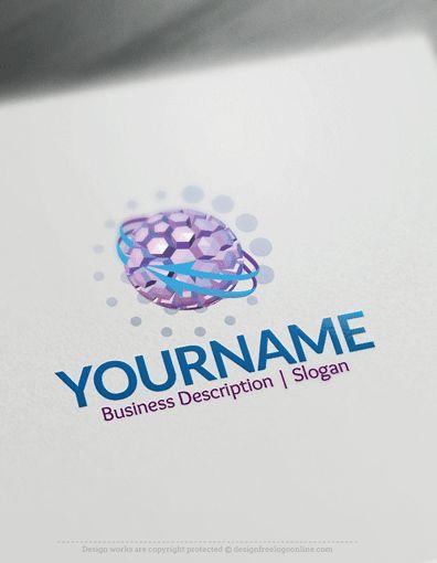 1,000u2019s of Cool Logo designs u0026 online free logo maker. http://www ...