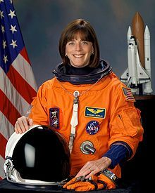 Barbara Morgan - American teacher and former NASA astronaut.  Participated in the Teacher in Space program as backup to Christa McAuliffe.