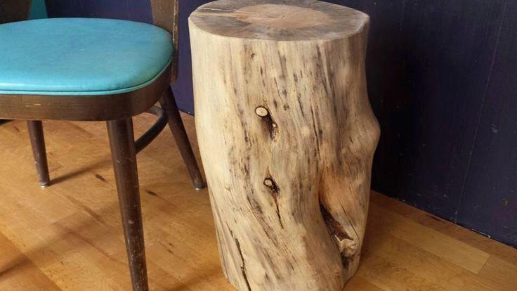 Stump Table - stump stool, log end table, log table, log stool, rustic decor, rustic home decor, cabin furniture, cabin decor, rustic decor by woodZwayz on Etsy https://www.etsy.com/listing/231221567/stump-table-stump-stool-log-end-table