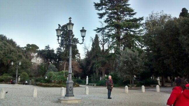 Jardim Borghese/ Roma - IT 01/2016