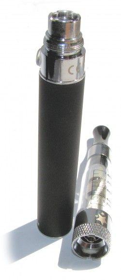 The Vision eGo electronic cigarette starter set