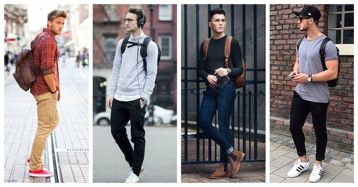 Το backpack είναι ό,τι πιο πρακτικό για όλη μέρα. Δες εδώ πώς να το συνδυάσεις για να είναι και το outfit σου στυλάτο: 🎒 Με chinos ή jogger pants 🎒 Με φούτερ 🎒 Με T-Shirt ή πουκάμισο 🎒 Με denim παντελόνια Δες εδώ μεγάλη ποικιλία σε backpacks από 9.99€!