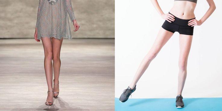 6 Exercises to Give You Runway-Model Legs - Cosmopolitan.com