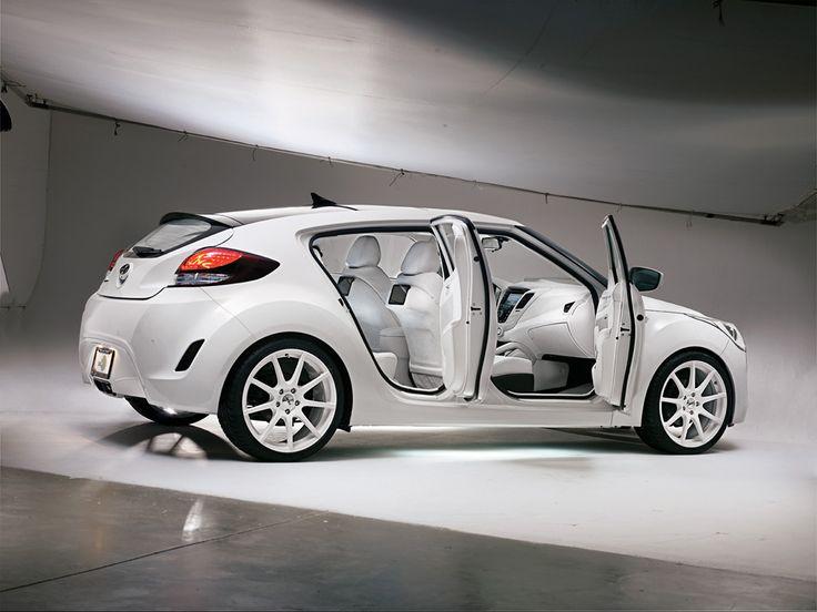 2011 Hyundai REMIX Technology Veloster