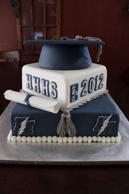 Graduation Cake Ideas Boys