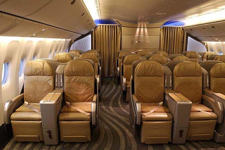 Boeing 777 interior wallpaper aircraft pinterest for Interieur 777
