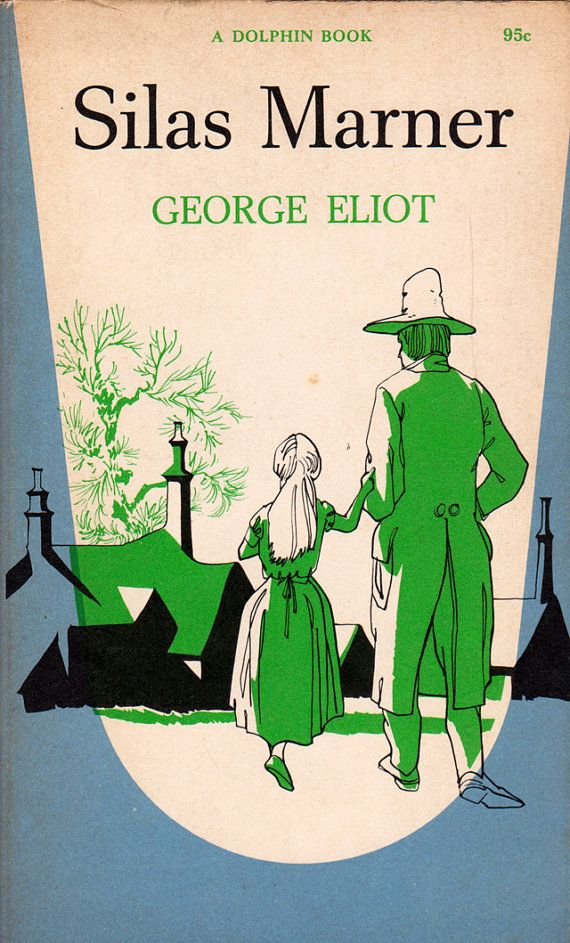 Silas Marner: The Weaver of Raveloe George Eliot (1861) Illustrated by Aldren Watson. It is the third novel by George Eliot. An outwardly simple tale of a linen weaver, it is notable for its strong realism and its sophisticated treatment of a variety of issues ranging from religion to industrialization to community.