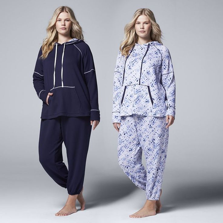 11 Plus Size Pajamas and Jammies Made For Lazy Days http://thecurvyfashionista.com/2017/01/plus-size-pajamas/   Trying to find where to get a few cute plus size pajama sets? Check out our roundup of uber fun and casual plus size pajama and loungewear sets!