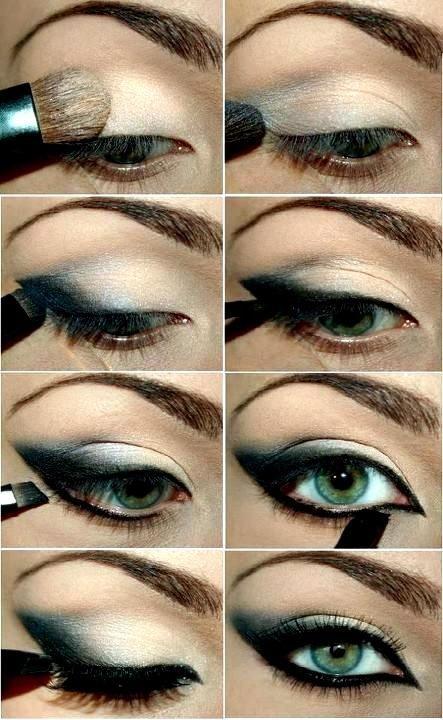 #cat #eye makeup