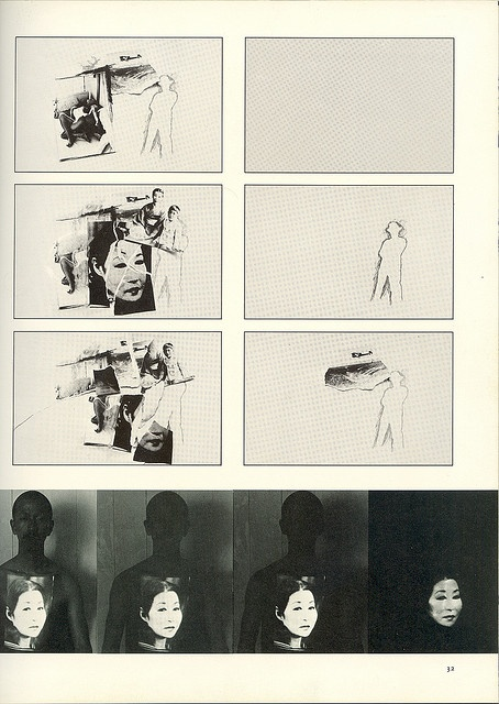Phototheque imaginaire de Shuji Terayama