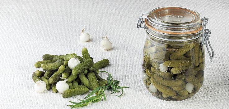 Le condiment parfait, c'est la recette de conserve de cornichon au vinaigre